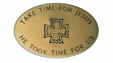 Take Time for Jesus