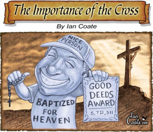 importance of the cross