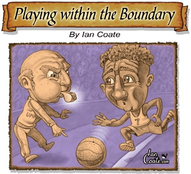 Playing Within The Boundaries