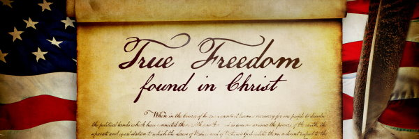 True Freedom Found in Christ